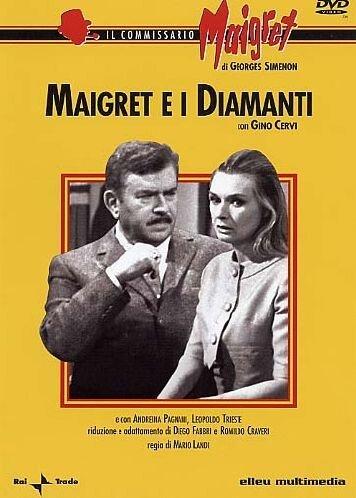 9788888169644: maigret maigret e i diamanti (Dvd) Italian Import