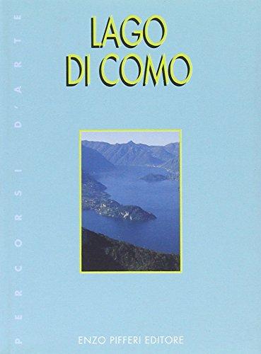9788888174235: Lago di Como (Percorsi d'arte)