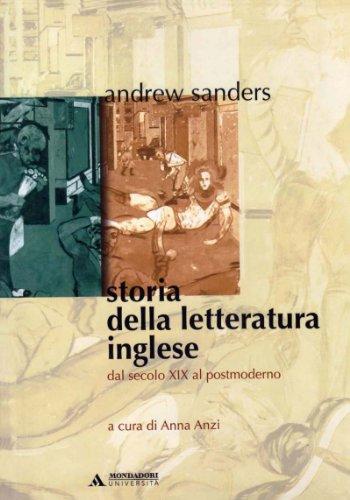 Storia della letteratura inglese vol. 2 - Dal secolo XIX al postmoderno (8888242031) by Andrew Sanders
