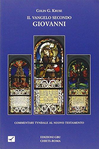 Il Vangelo secondo Giovanni (8888270892) by Colin G. Kruse