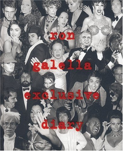 9788888359137: Ron Galella: Exclusive Diary