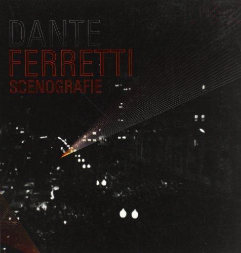 9788888359397: Dante Ferretti. Scenografie