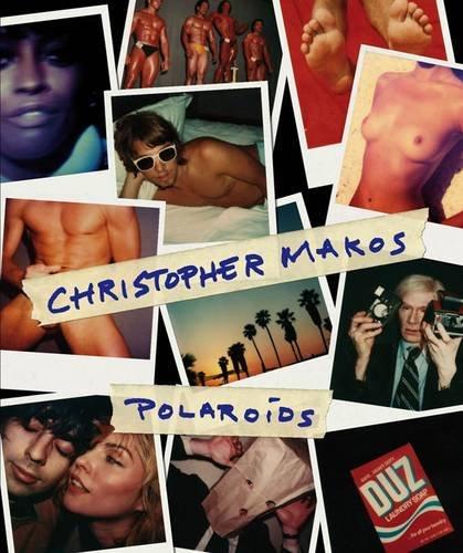 Christopher Makos: Polaroids: Klein, Calvin