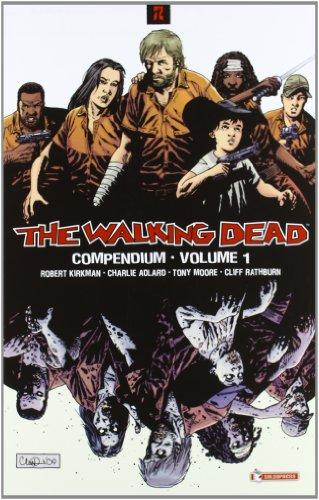 9788888435541: Compendium. The walking dead: 1 (Z.La coll. dedicata al mondo degli zombie)