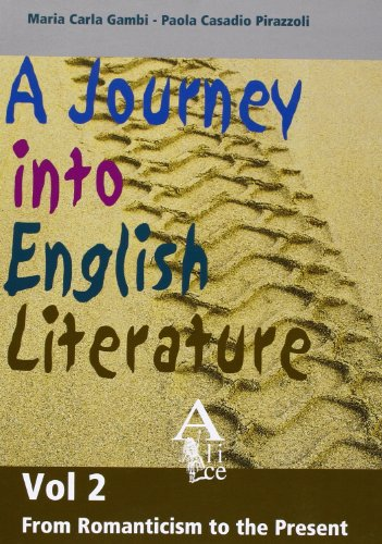 9788888513089: Journey into English Literature. Per le Scuole superiori (A): 2