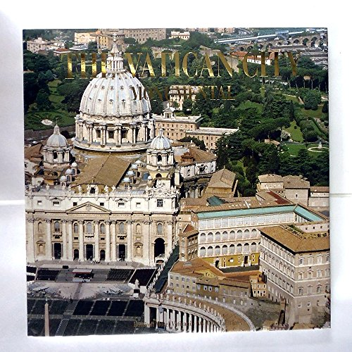 9788888536026: Vatican City Monumental: English Language Edition