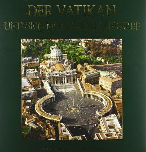 9788888536040: Città del Vaticano monumentale. Ediz. tedesca