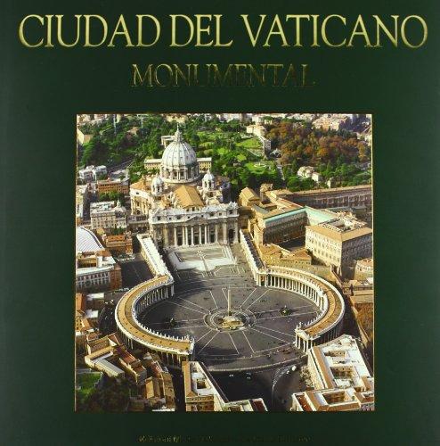 9788888536057: Città del Vaticano monumentale. Ediz. spagnola