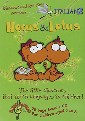 9788888677019: Hocus and Lotus Singalong CD and Booklet (Spanish)