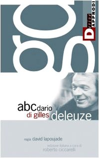 9788888738772: L'abecedario di Gilles Deleuze. 3 DVD. Con libro