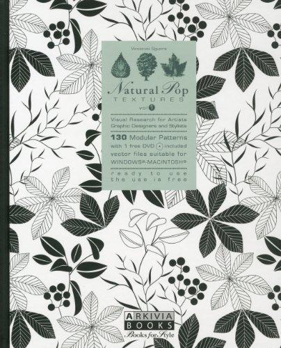 9788888766119: Natural Pop Textures (Vol.1)