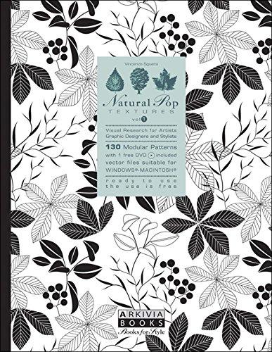 9788888766553: Natural Pop Textures (Volume 1)