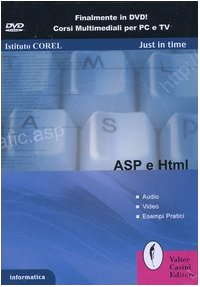 9788888807683: ASP e HTML. DVD-ROM (Just in time)