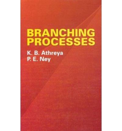 9788888852065: Branching Processes