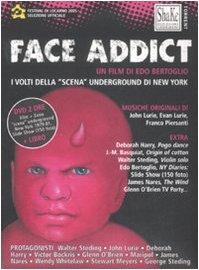 9788888865430: Face addict. DVD. Con libro