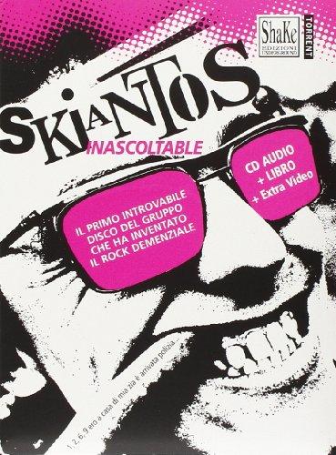9788888865584: Skiantos. Inascoltable. Con libro