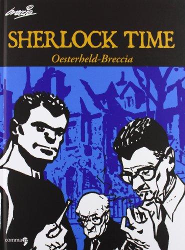 9788888960197: Sherlock Time (Alberto Breccia)