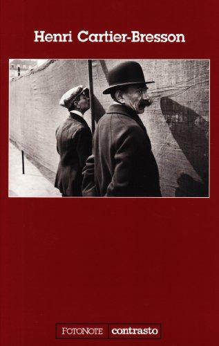 9788889032374: Henri Cartier-Bresson. Ediz. illustrata (FotoNote)