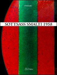 9788889082294: Sottsass smalti 1958