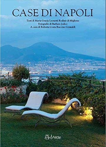 Case di Napoli (Book): Napoli;Leonetti Rodinò, M. Grazia