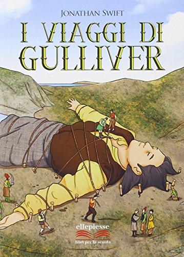 9788889118658: I viaggi di Gulliver