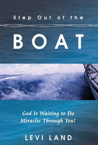 9788889127605: Step Out of the Boat: God Is Waiting to Do Miracles Through You!