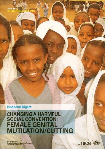 9788889129241: Changing a Harmful Social Convention: Female Genital Mutilation/Cutting (Innocenti Digest)