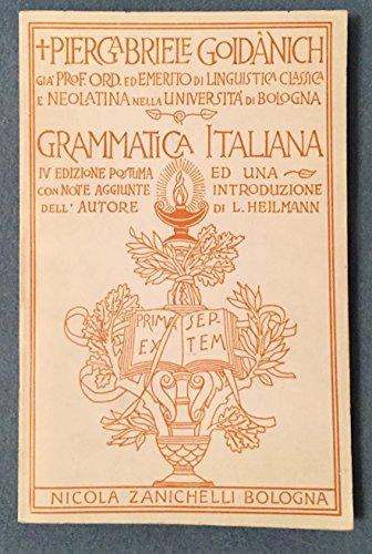 9788889142233: Grammatica italiana (Suntini)