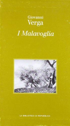 I MALAVOGLIA: VERGA, GIOVANNI