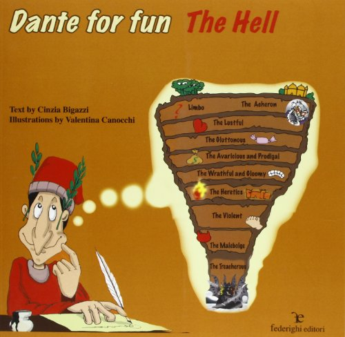 9788889159286: Dante for fun. The Hell