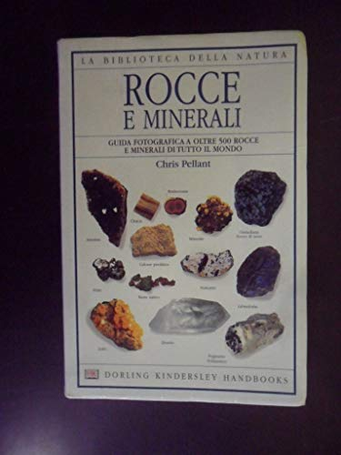 Rocce e minerali Pellant, Chris