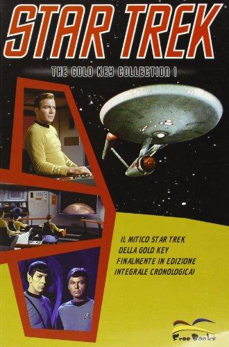 Star Trek. The gold key collection vol. 1 (8889206101) by Gene Roddenberry