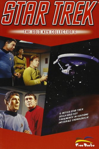 9788889206409: Star Trek. The gold key collection vol. 6