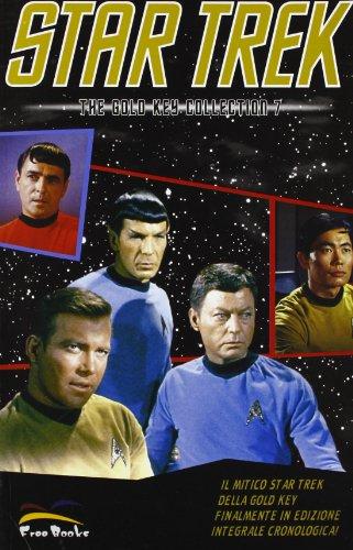 Star Trek. The gold key collection vol. 7 (8889206918) by Gene Roddenberry