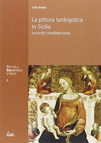 9788889224663: Pittura tardogotica in Sicilia