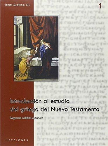 9788889231197: Introducción al estudio del griego del Nuevo Testamento