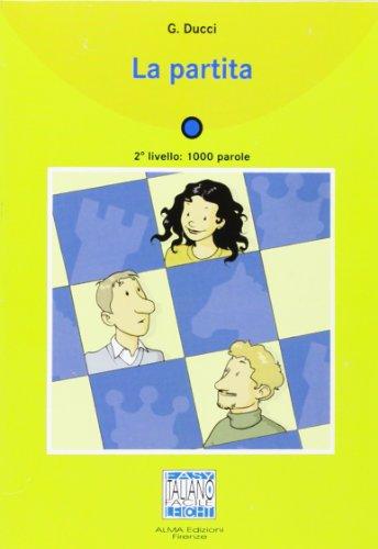 9788889237540: La partita. Con CD audio (Italiano facile)