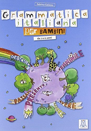 Grammatica italiana per bambini - Boccaccio, Giovanni