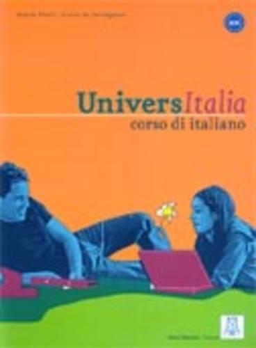 Universitalia: Libro Dello Studente + CD-Audio 1: Danila Piotti