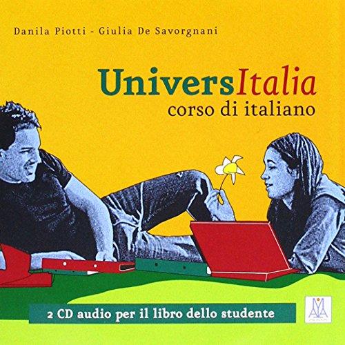 9788889237830: UniversItalia: CD-audio del libro studente (2)