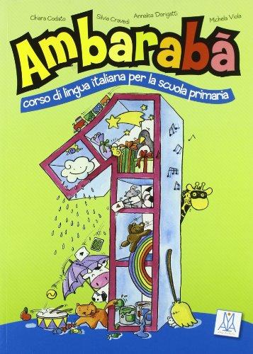9788889237854: Ambaraba: Libro Studente + CD-Audio (2) 1