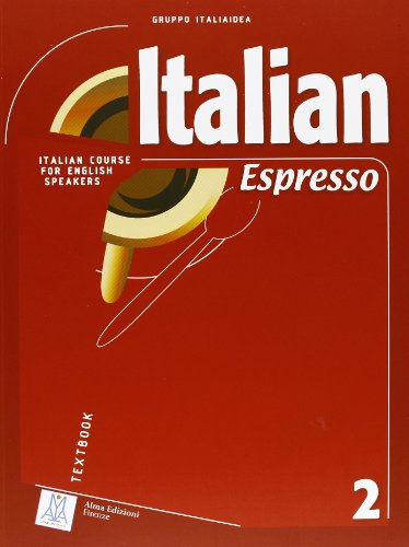 Italian Espresso: Textbook 2 (Italian Edition): Paolo Bultrini
