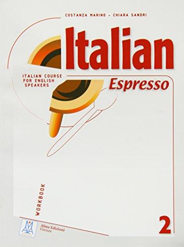 Italian Espresso: Workbook 2 (Italian Edition): Costanza Marino