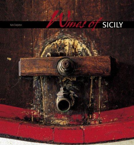 9788889272077: Wines of Sicily
