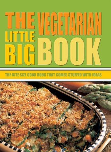 9788889272336: Vegetarian little big book (Little Big Book of . . .)