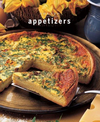 Appetizers: Just Great Recipes (Treats series): Carla Bardi