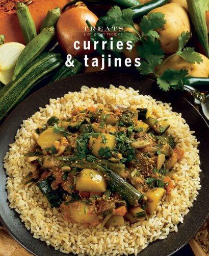 9788889272947: Curries & Tajines: Just Great Recipes (Treats series)
