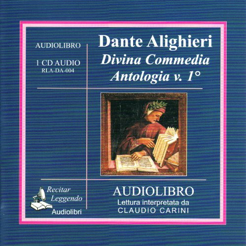 9788889352038: Divina Commedia. Audiolibro. CD Audio: 1