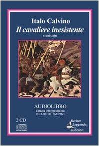 9788889352236: Il cavaliere inesistente. Brani scelti. Audiolibro. 2 CD Audio