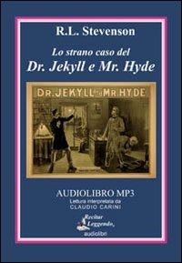 9788889352250: Lo strano caso del Dr. Jekyll e Mr. Hyde. Audiolibro. CD Audio formato MP3. Ediz. integrale